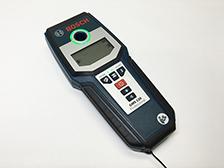 金属、電気探知機