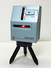 レーザー測定器